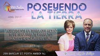 "Gambar cover ""Te doy poder, vete y testifica"" | Min. Carmen Quiñones | 04.12.17"