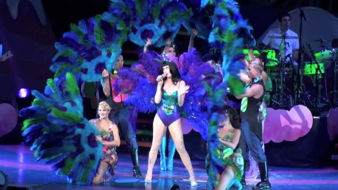 Katy perry live show in hd - 3 part 2