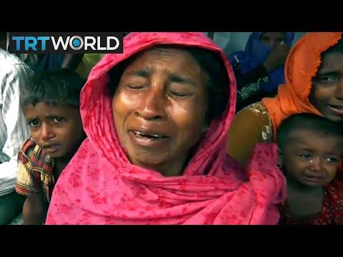Myanmar violence: Aung San Suu Kyi