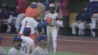 From the archives: Montreal Expos trying to make it to the World Series