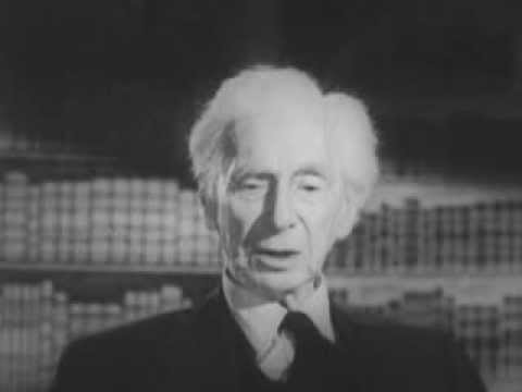 Bertrand Russell - Mankind's Future & Philosophy