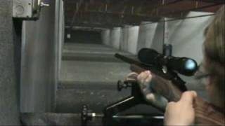 Shooting my 300 Remington Ultra Magnum with a muzzle brake