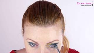 Poletni party makeup Sleek Thumbnail