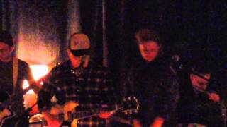 "Jim Bryson w/ Kathleen Edwards: ""Somewhere Else"" (Live at Quitters Coffee, 2/19/16)"