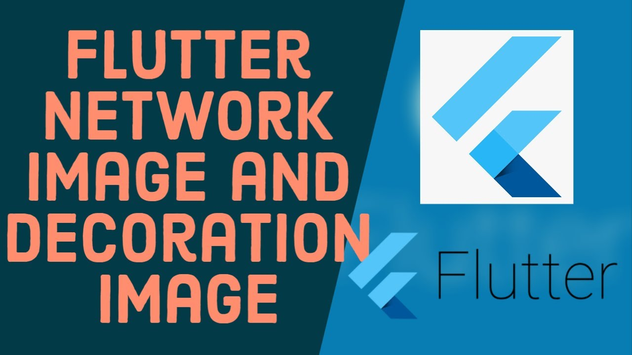 Flutter Tutorial for Beginners 26 - NetworkImage and DecorationImage