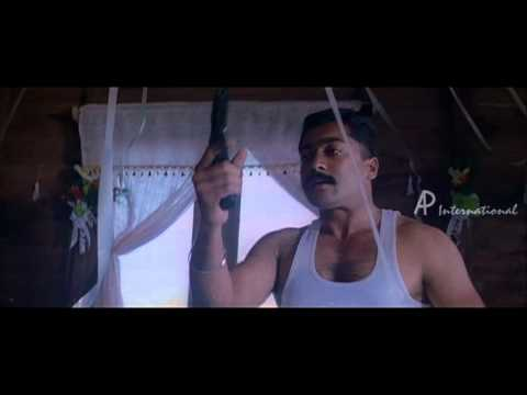 Kaakha Kaakha | Tamil Movie | Scenes | Clips | Comedy | Songs | Surya shot & Jyothika abducted