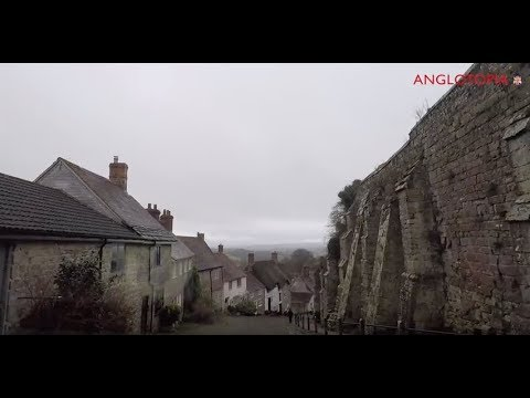 Anglophile Zen: Drive to Tyneham Dorset From Shaftesbury - Full Drive - No Audio