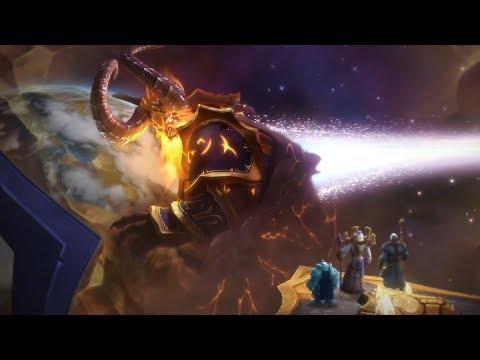 Финал Легиона 7.3 — World of Warcraft: Legion
