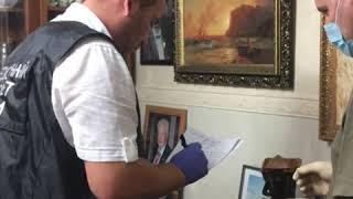 село Новомаргаритово, Ростовская область: видео из разграбленного дома Юрия Пескова
