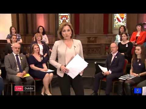 Irish Referendum: Channel 4 News' Reproductive Rights debate