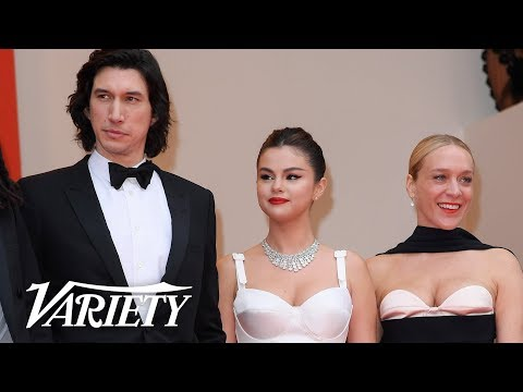 Selena Gomez & Adam Driver - Cannes 2019 - 'The Dead Don't Die' Red Carpet