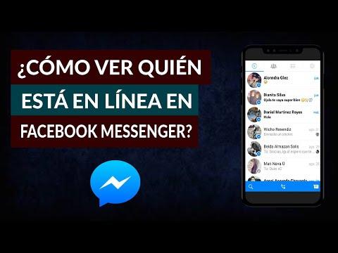 Cómo Saber Quien está Conectado Ahora Mismo a Messenger