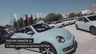 Volkswagen Beetle Cabriolet - Design paket