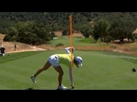All Golf Shots on Protracer 2016 US Women's Open USGA