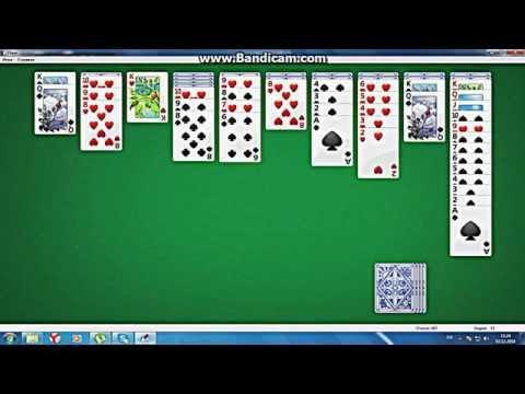 Пасьянс Паук - игра в карты онлайн