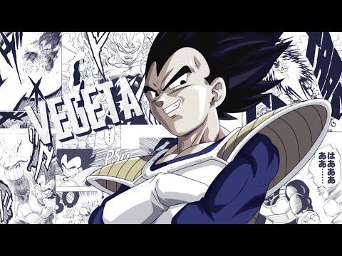 【Animes RAP】- Vegeta/Part 2 -【Eu Renasci】