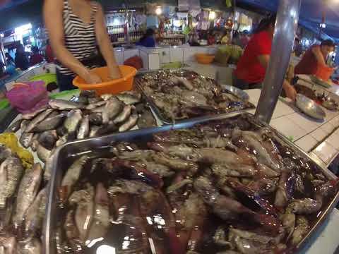 Nepo wet market