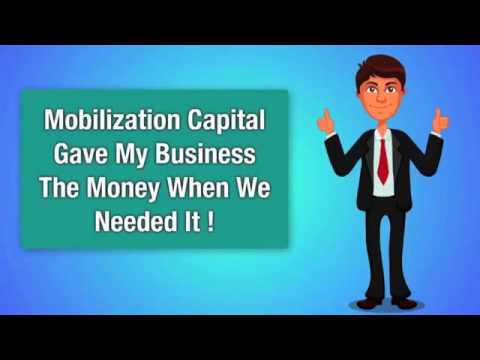 Mobilization Capital Funds 100% on Government Contracts