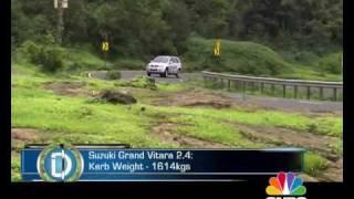 New Maruti Suzuki Grand Vitara 2.4