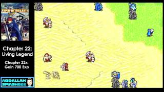 Let's Play GBA Fire Emblem: Chapter 22 -