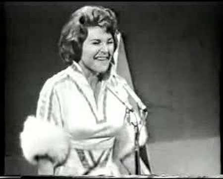 Norway 1960: Nora Brockstedt - Voi Voi