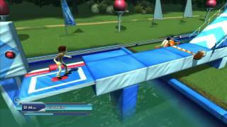 Wipeout : In The Zone - Kinect - Gameplay