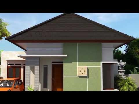 Tren Model Rumah Minimalis Dengan Biaya 30 Juta An Youtube