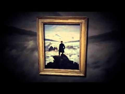 Caspar David Friedrich | räumliches Eintauchen in 3 Bilder