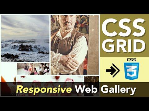 css-grid-responsive-image-gallery-tutorial