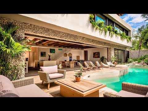 Villa Verde Tulum - Luxury Vacation Homes Riviera Maya Mexico!