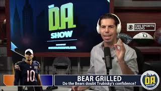 The Bears are already worried about Trubisky's confidence | D.A. on CBS