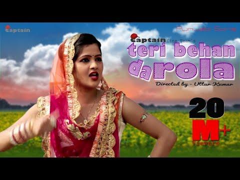 Teri Bahen da Rola Punjabi dj song || superhit dhamaka