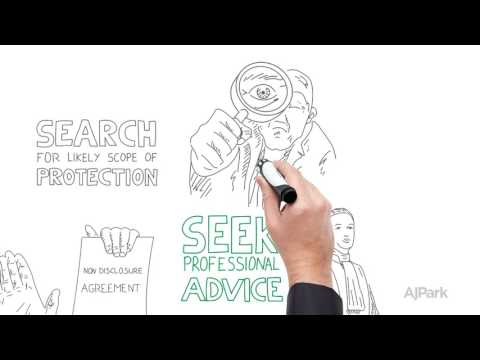 AJ Park's illustrated plainly: patent process 101