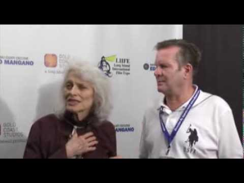 Judith Roberts and Paul Kelly at LIIFE 2013