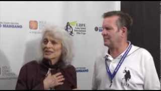 Judith Roberts and Paul Kelly at LIIFE 2013
