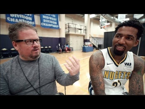 1-ON-1: Wilson Chandler, Denver Nuggets
