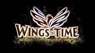 Wings of Time, Laser Show Full Version, Крылья времени, лазерное шоу. Sentosa, Singapore