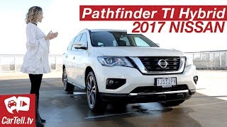 2017 Nissan Pathfinder Review | CarTell.tv