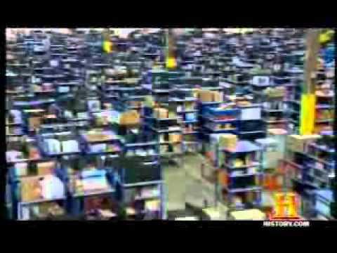 Kiva Warehouse Robotics (History Channel)