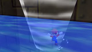 SM64 - Pole-Jumping for Red Coins - 0.5x A Presses