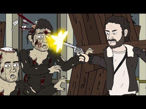 Download Youtube: The Walking Dead Parody  