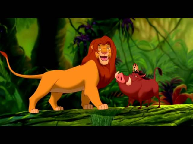 30 minutes movies: The Lion King Travel Video