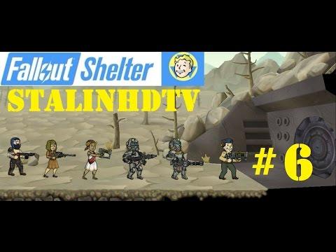 Fallout Shelter #6 - ЧП в Убежище - нет еды и воды!