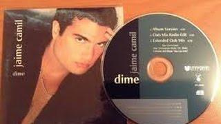 Dime - Jaime Camil - Karaoke