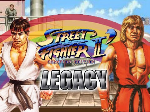 Rainbow Edition Street Fighter 2 Sf Legacy 2016 Part 16 Youtube