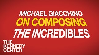 Michael Giacchino on composing The Incredibles