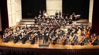 "Bacchanale from ""Samson and Delilah"" 