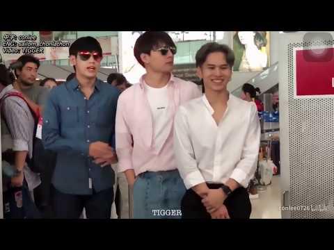 [中字]180713 SOTUSS FM BKK to Wuhan機場點名片段