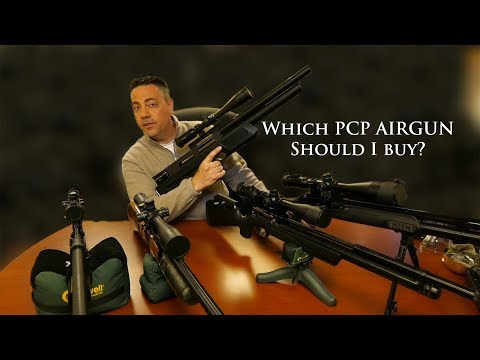 Which PCP Airgun Should I Buy? A Beginners Guide To PCP Airguns