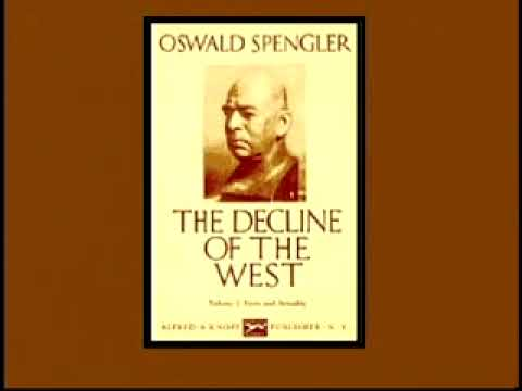 """the decline of the west by Yet to talk about """"the decline of the west"""" is a dangerous proposition a key  historical reference is oswald spengler's 1918 essay with that title."""
